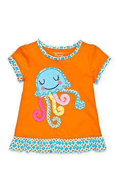 Nursery Rhyme Play™ Novelty Ruffle Tee