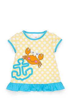 Nursery Rhyme Play™ Ruffle Hem Novelty Tee