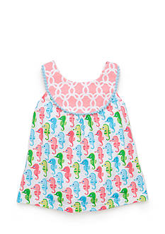Nursery Rhyme Play™ Bow-Back Seahorse Top