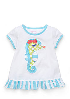 Nursery Rhyme Play™ Novelty Ruffle Top