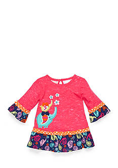 Nursery Rhyme Ruffled Top