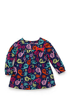 Nursery Rhyme Elephant Woven Top