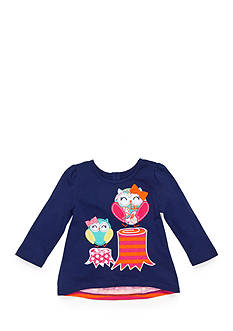 Nursery Rhyme Bow Back Blouse