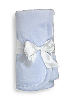 Nursery Rhyme Solid Roll-Up Blanket