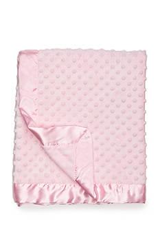Nursery Rhyme Embossed Dot Blanket