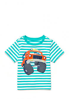 Nursery Rhyme Novelty Crew Stripe Top