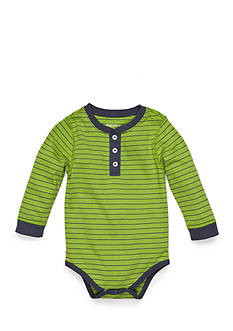 Nursery Rhyme Stripe Henley Bodysuit