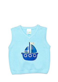 Nursery Rhyme Play™ Sailboat Sweater Vest
