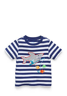 Nursery Rhyme Play™ Stripe Shark Tee
