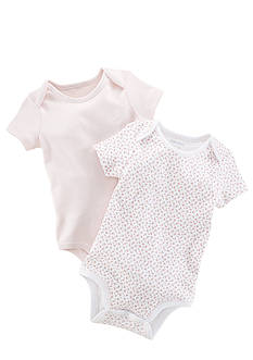 Ralph Lauren Childrenswear Floral Bodysuit Set of 2