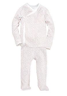 Ralph Lauren Childrenswear 2-Piece Floral Printed Kimono Set