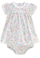 Ralph Lauren Childrenswear Flower Printed Dress