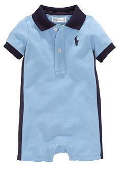 Ralph Lauren Childrenswear Pieced Polo Shortall