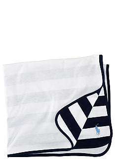 Ralph Lauren Childrenswear Reversible Blanket