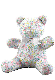 Ralph Lauren Childrenswear Floral Print Teddy Bear