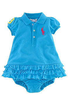 Ralph Lauren Childrenswear Tiered Ruffle Dress