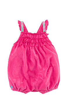 Ralph Lauren Childrenswear Terry Bubble Shortall