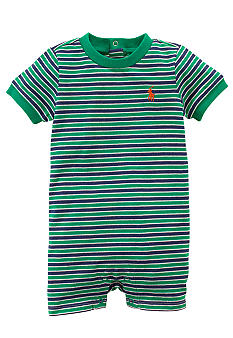 Ralph Lauren Childrenswear Striped Shortall
