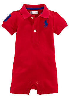 Ralph Lauren Childrenswear Sporty Patch Shortall