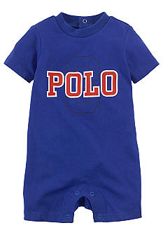 Ralph Lauren Childrenswear Polo Logo Shortall