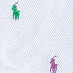 Baby Items: Dresses: White Ralph Lauren Childrenswear 7 SOLID MESH-SCHIFFL