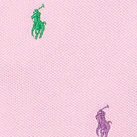 Baby Items: Dresses: Carmel Pink Ralph Lauren Childrenswear 7 SOLID MESH-SCHIFFL