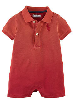 Ralph Lauren Childrenswear Sun-Bleached Shortall