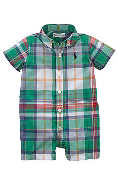 Ralph Lauren Childrenswear Madras Shortall