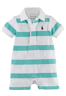 Ralph Lauren Childrenswear Striped Rugby Shortall