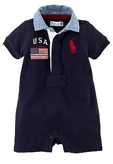 Ralph Lauren Childrenswear Americana Shortall