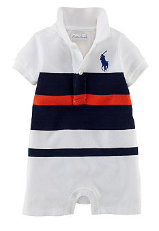 Ralph Lauren Childrenswear Bold Stripe Shortall