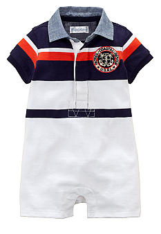 Ralph Lauren Childrenswear Coastal Sporty Stripe Shortall