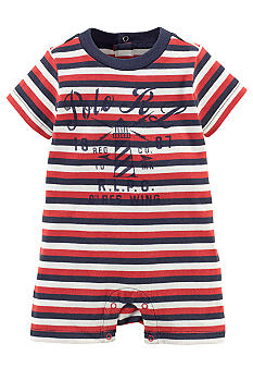Ralph Lauren Childrenswear Nautical Graphic Shortall