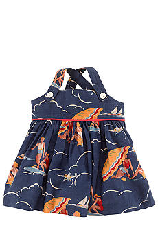 Ralph Lauren Childrenswear Waterfront Print Sundress
