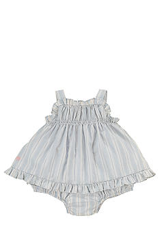 Ralph Lauren Childrenswear Striped Batiste Set