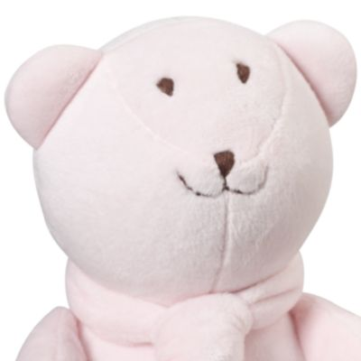 Ralph Lauren Childrenswear: Pink Ralph Lauren Childrenswear PLUSH BEAR