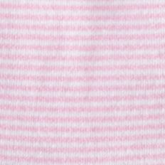 Baby Girl Essentials: Carmel Pink Multi Ralph Lauren Childrenswear WRAP STRIPE