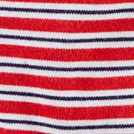 Baby Boy Rompers: Red Multi Ralph Lauren Childrenswear STRIPE