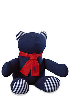 Ralph Lauren Childrenswear Soft Stuffed Teddy Bear