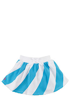 Ralph Lauren Childrenswear Striped Terry Skirt