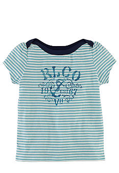 Ralph Lauren Childrenswear Nautical Striped Tee