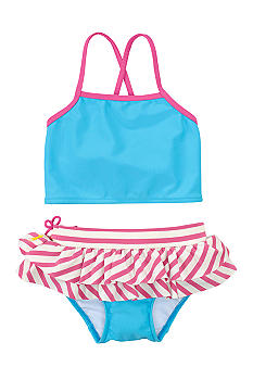 Ralph Lauren Childrenswear Blue Swimsuit