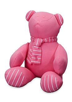 Ralph Lauren Childrenswear Scarf-and-Stripes Plush Bear