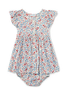 Ralph Lauren Childrenswear Floral Dress - Baby/Infant Girl