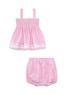 Ralph Lauren Childrenswear Mesh Shortset