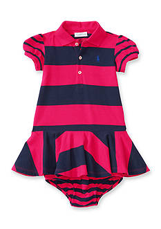 Ralph Lauren Childrenswear Sport Dress Baby/Infant Girl