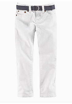 Ralph Lauren Childrenswear Essential Skinny Jean Toddler Girls