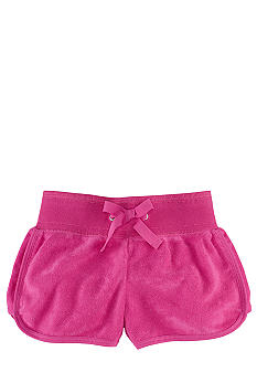 Ralph Lauren Childrenswear Terry Short Toddler Girls