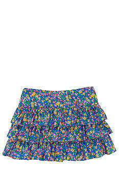 Ralph Lauren Childrenswear Floral Print Skirt Toddler Girl