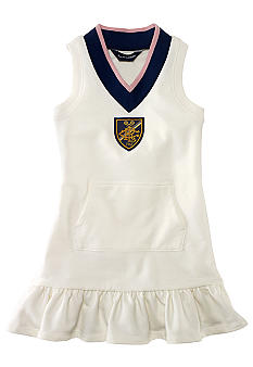 Ralph Lauren Childrenswear Classic Prep Style Dress Toddler Girls